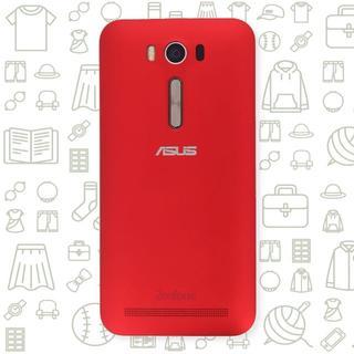 エイスース(ASUS)の【A】ZenFone2Laser/ASUS_Z00ED/16/SIMフリー(スマートフォン本体)