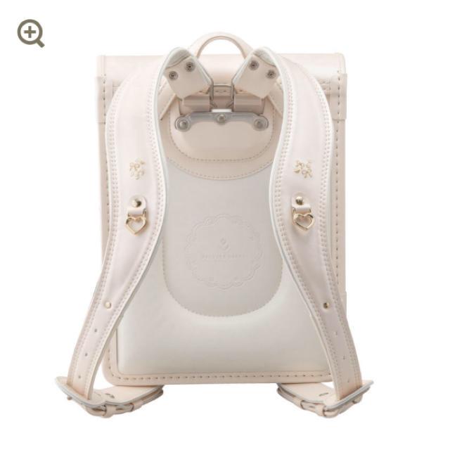PRIVATE LABEL(プライベートレーベル)のプライベートレーベル ランドセル 2020年モデル ヨーカ堂限定 パールホワイト キッズ/ベビー/マタニティのこども用バッグ(ランドセル)の商品写真