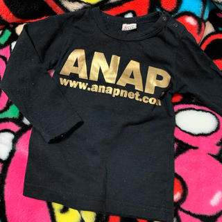 アナップキッズ(ANAP Kids)のANAP ロンT(Tシャツ)