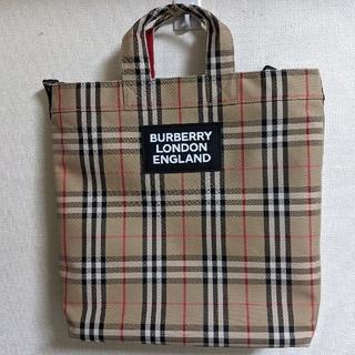 バーバリー(BURBERRY)の【新品】BURBERRY バーバリー(トートバッグ)