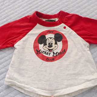 マーキーズ(MARKEY'S)のマーキーズ Disney ミッキー ロンT(Tシャツ)