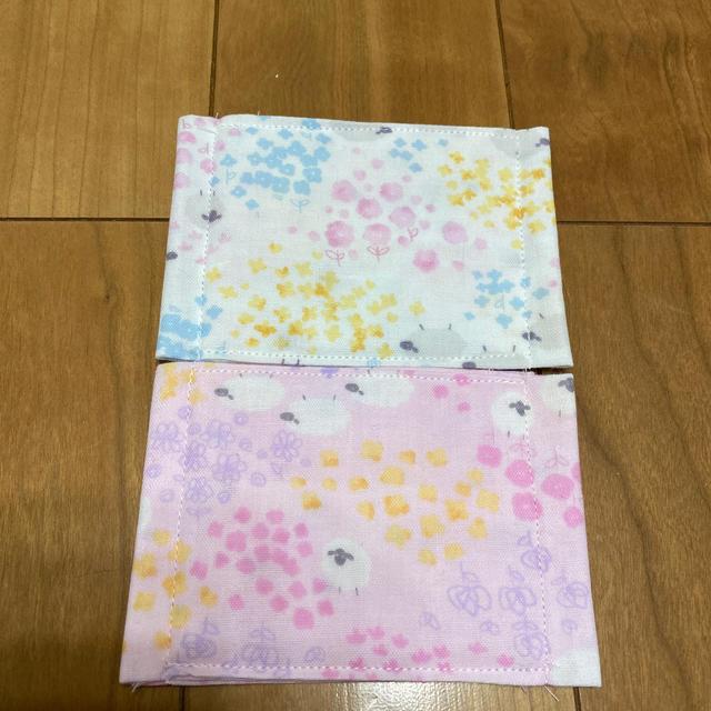防毒マスク 使い捨て 、 ガーゼマスク ひつじ ハンドメイドの通販 by そーちゃんちゃん