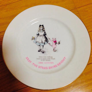 ベイビーザスターズシャインブライト(BABY,THE STARS SHINE BRIGHT)のベイビィ アリス皿(食器)
