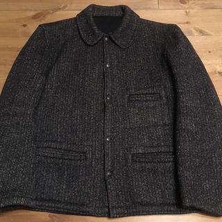 50s ブラウンズビーチ ジャケット オリジナル 36程度 極上 ごま塩 (カバーオール)
