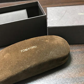 トムフォード(TOM FORD)のトムフォードの眼鏡ケース(サングラス/メガネ)