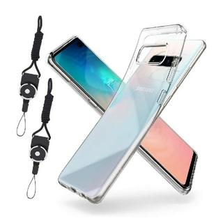 サムスン(SAMSUNG)のGALAXY S10+ クリアケース(Androidケース)
