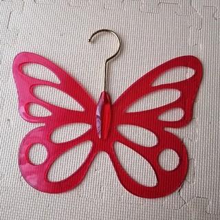 フランフラン(Francfranc)のハンガー 蝶々(押し入れ収納/ハンガー)
