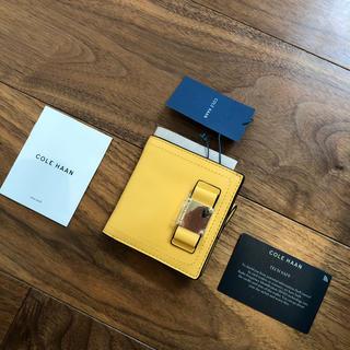 コールハーン(Cole Haan)の新品 金運上昇 品格コールハーン  牛革 スモール(財布)