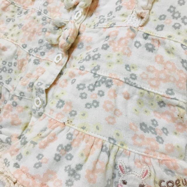 coeur a coeur(クーラクール)のクーラクール 80 キッズ/ベビー/マタニティのベビー服(~85cm)(ワンピース)の商品写真