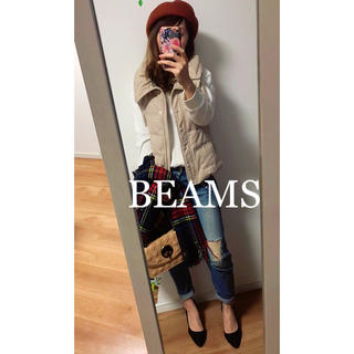 ビームス(BEAMS)の☆BEAMS☆ビームス  中綿ダウンベスト(ダウンベスト)