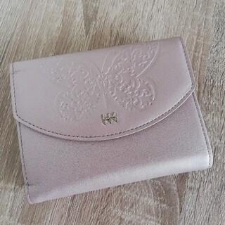 ハナエモリ(HANAE MORI)のHANAE MORI 二つ折り財布(財布)
