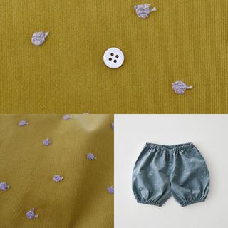 ミナペルホネン(mina perhonen)のcheck&stripe(型紙/パターン)