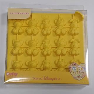 ダッフィー - ハートウォーミングデイズ シリコンモールド シリコン型 お菓子型
