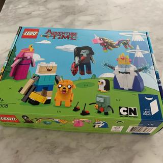レゴ(Lego)の新品 レゴ (LEGO) アドヴェンチャー タイム21308 9歳以上(知育玩具)