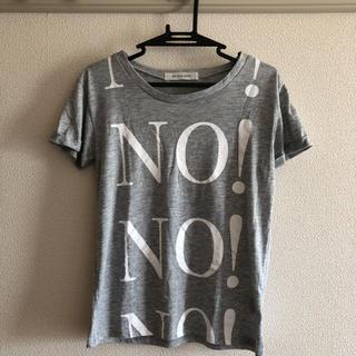 スパイラルガール(SPIRAL GIRL)のSPIRAL GIRL★Tシャツ グレー(Tシャツ(半袖/袖なし))