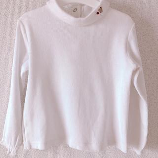 ファミリア(familiar)のfamiliar長袖カットソー100cm(Tシャツ/カットソー)
