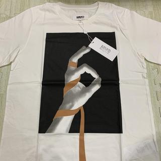 エムエムシックス(MM6)のTシャツ マルタンマルジェラ MM6  メンズM(Tシャツ/カットソー(半袖/袖なし))