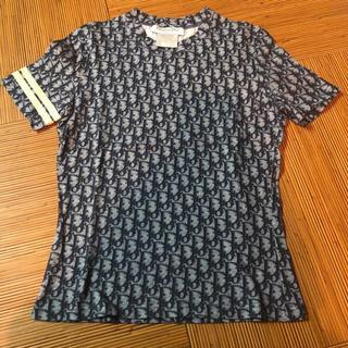 クリスチャンディオール(Christian Dior)のクリスチャンディオール コットン Tシャツ 38 (Tシャツ(半袖/袖なし))