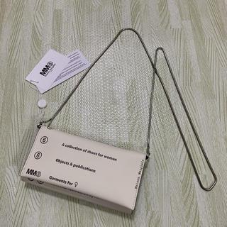 エムエムシックス(MM6)のマルジェラ  MM6 MAISON MARGIELA 長財布(財布)