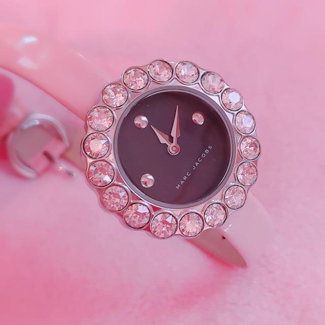 時計 激安zoff / MARC JACOBS - マークジェイコブス 腕時計の通販