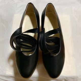 ヴィヴィアンウエストウッド(Vivienne Westwood)のVivienneWestwood ロッキンホースバレリーナ UK6 24.5cm(ローファー/革靴)