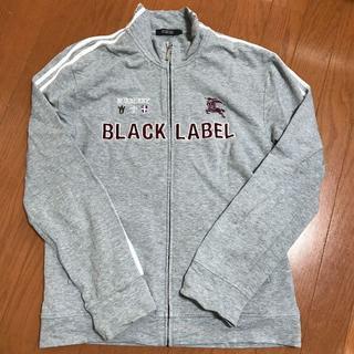 バーバリーブラックレーベル(BURBERRY BLACK LABEL)のBURBERRY BLACK LABEL パーカー2(M)(ジャージ)