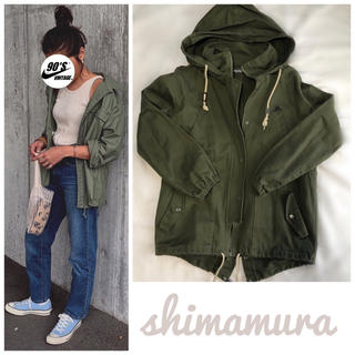 シマムラ(しまむら)のShimamura military jacket(ミリタリージャケット)