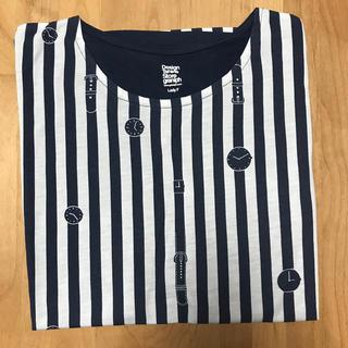 グラニフ(Design Tshirts Store graniph)のグラニフ  時計カットソー 新品(カットソー(半袖/袖なし))