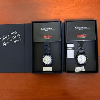 ロンハーマン(Ron Herman)のロンハーマンTIMEXサファリ二本セット 限界値下げ(腕時計(アナログ))