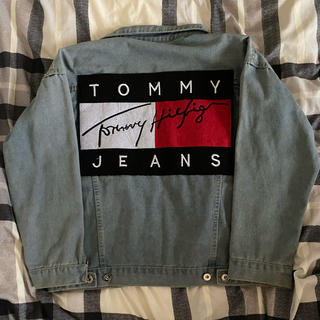 トミー(TOMMY)のデニムジャケット(Gジャン/デニムジャケット)