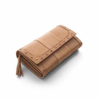 フェリシモ(FELISSIMO)のはまじとコラボ とっておきの本革長財布(財布)