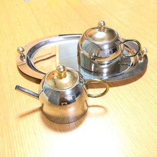 クーポン発行中交渉可 未使用 イタリアブランド ティーセット コーヒーセット