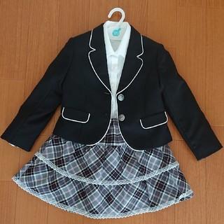 エル(ELLE)の卒園式 入学式 女の子 スーツ(ドレス/フォーマル)