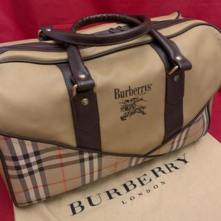 バーバリー(BURBERRY)のBurberrys☆ボストンバッグ(ボストンバッグ)