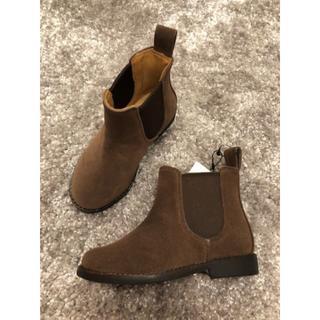 スエードショートブーツ(ブーツ)