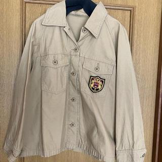 グレースコンチネンタル(GRACE CONTINENTAL)のアーミーシャツ ジャケット(ミリタリージャケット)