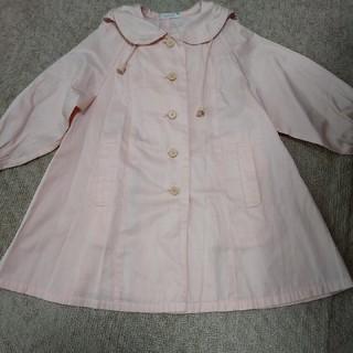 サンヨー(SANYO)の女児スプリングコート 100(ジャケット/上着)