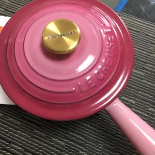 ルクルーゼ(LE CREUSET)のルクルーゼ ベリー ソースパン 片手鍋 16センチ(鍋/フライパン)