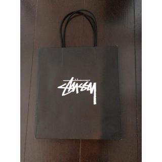 ステューシー(STUSSY)のステューシー  ショッパー  紙袋(ショップ袋)