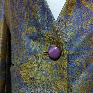 グリモワール(Grimoire)のヴィンテージ ゴブラン織りウールジャケット(テーラードジャケット)