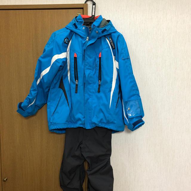 DESCENTE(デサント)のスキーウェア 150 スポーツ/アウトドアのスキー(ウエア)の商品写真