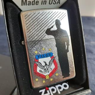 ジッポー(ZIPPO)のzippoジッポ未使用新品ミリタリー(タバコグッズ)