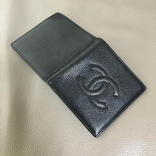 シャネル(CHANEL)のシャネル  二つ折り財布(折り財布)