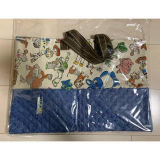 トイストーリー 新学期 入園入学 手提げ袋 手提げバッグ(バッグ/レッスンバッグ)
