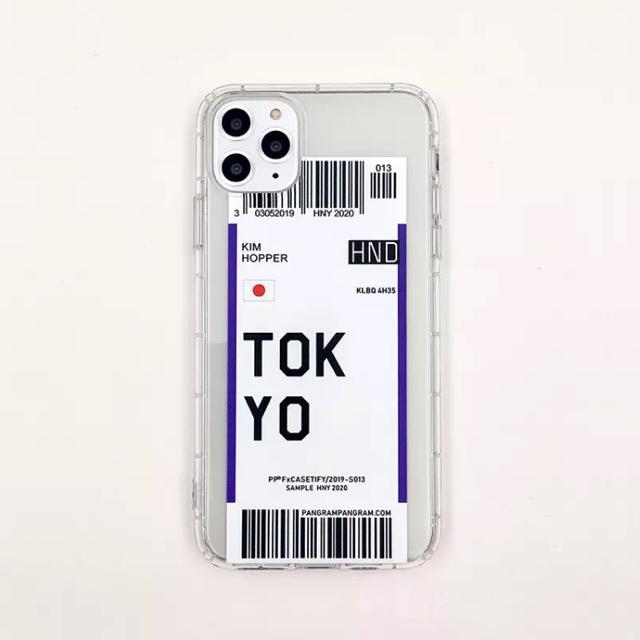 iphone6 ヴィトンケース / iPhone11 又は iPhone11pro TOKYO ラベルバーコードの通販 by genius's shop|ラクマ