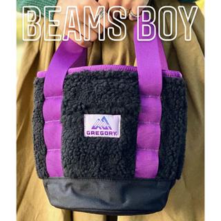 ビームスボーイ(BEAMS BOY)のGREGORY BEAMS BOY ボアランタンバッグ グレゴリー(ハンドバッグ)