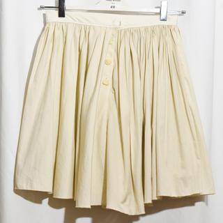 ケイスケカンダ(keisuke kanda)のkeisuke kanda ケイスケカンダ たっぷりギャザーのスカート(ひざ丈スカート)