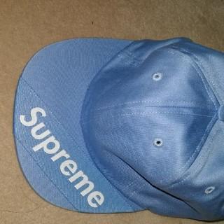 シュプリーム(Supreme)のSupreme 6パネルキャップ(キャップ)