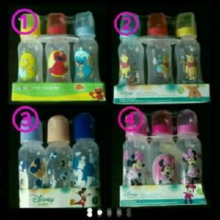 ディズニー(Disney)のayana様専用 ディズニー哺乳瓶 ♥3本セット(哺乳ビン)