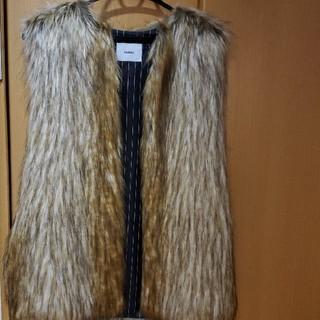 ムルーア(MURUA)のファーコート(毛皮/ファーコート)